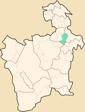 Potosí Municipality