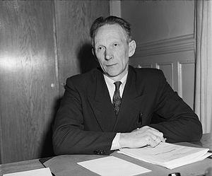 Bent Røiseland - Bent Røiseland in 1952