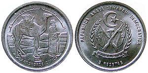 Sahrawi peseta