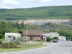 Coaldale, Schuylkill County, Pennsylvania - Coaldale.