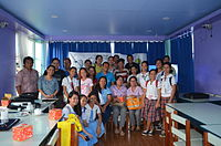 5th Waray Wikipedia Edit-a-thon 25.JPG