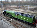 60163 Tornado 12 March 2009 Tyne Yard pic 16.jpg