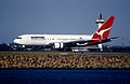 70do - Qantas Boeing 767-238ER; VH-EAO@SYD;04.09.1999 (5363501660).jpg