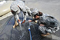 714th Quartermaster Co. trains at the local water utilities facilities in San Lorenzo 140531-A-KD550-926.jpg