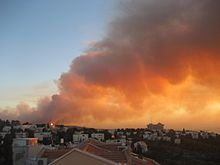 Αποτέλεσμα εικόνας για φωτιες στο ορος Καρμηλος στο Ισραηλ