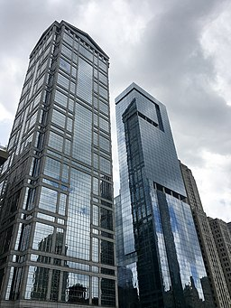"""77 West Wacker Drive (previously the """"United Building"""") - Architecture River Cruise (34870642753)"""