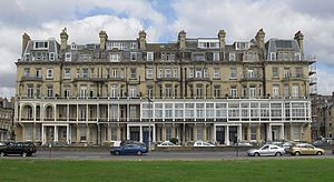 Arthur Sassoon - 8–14 King's Gardens, Hove. Arthur and his wife resided at number 8.