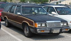 Ford LTD Country Squire (1982–1986)