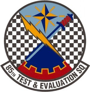85th Test and Evaluation Squadron - Image: 85th Test and Evaluation Squadron