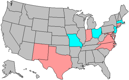 United States House Of Representatives Elections Wikipedia - Change map of 1968 us