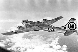 92d Bombardment Group Boeing B-29A-60-BN Superfortress 44-62102.jpg