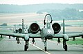 A-10As 81st TFW at Sembach AB 1988.JPEG