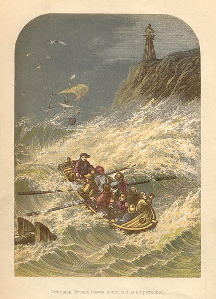 File:A. F. Lydon Robinson Crusoe Plate 01 (1865).JPG