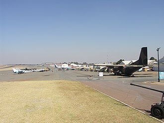 Air Force Base Swartkop - Museum open day at AFB Swartkop