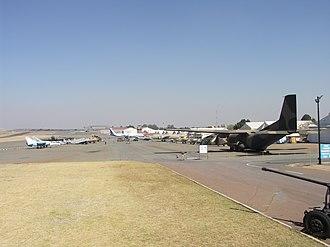 City of Tshwane Metropolitan Municipality - AFB Swartkop