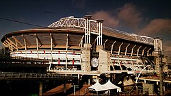 AJAX FOOTBALL STADIUM AMSTERDAM HOLLAND APRIL 2012 (7090118549).jpg