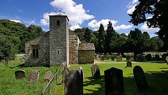 St Gregory's Minster, Kirkdale - Image: A St Gregorys Minster H9a