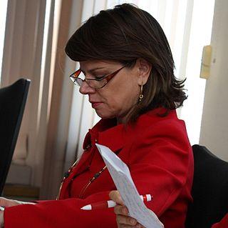 Ana Helena Chacón Echeverría Costa Rican politician