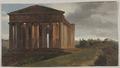 A Temple in Agrigento, Sicily (Gustaf Söderberg) - Nationalmuseum - 23824.tif