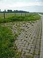 A view over the country road through Laaghalerveen; Midden-Drenthe - The Netherlands, 2012.jpg