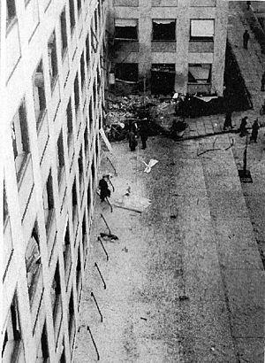Schalburgtage - Aarhus City Hall bombing, 1945