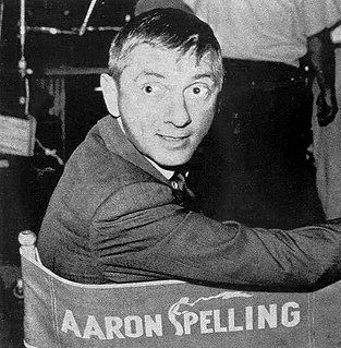 Aaron Spelling American film and television producer