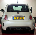 Abarth 500 esseesse, Theaterplaz-101.jpg