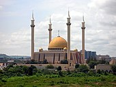 170px AbujaNationalMosque About Islam