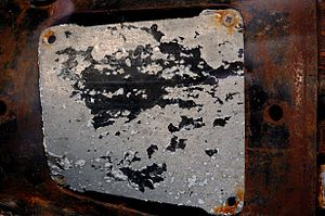 Access Cover for the Rudder Driving Mechanism of No.1 Torpedo (DSC 0821).JPG