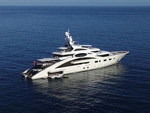 Ace (yacht) - Image: Ace 2012