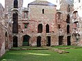 Acton Burnell Castle - Ruined Interior - geograph.org.uk - 1581754.jpg
