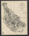 Admiralty Chart No 383 A Survey of St. Jago, Published 1823.jpg