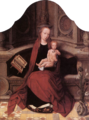 Adriaen Isenbrant - Virgin and Child Enthroned - pngWGA11880.png
