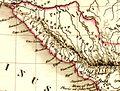Adrien-Hubert Brué. Asie-Mineure, Armenie, Syrie, Mesopotamie, Caucase. 1822 (BH).jpg