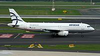 SX-DVK - A320 - Olympic Air