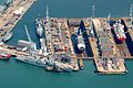 Aerial Photograph of Portsmouth Dockyard and Surrounding Area. MOD 45144950.jpg