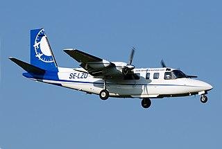 Aero Commander 500 family Family of utility transport aircraft