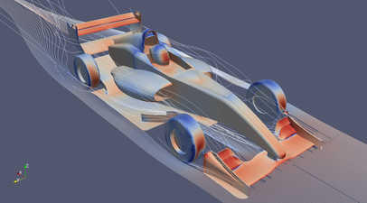 Aerodynamic of a single-seater car lateral view.png