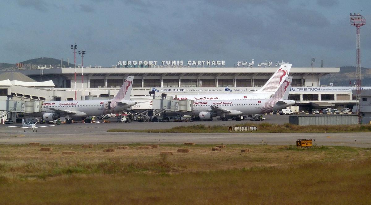 A roport international de tunis carthage wikip dia - Office de l aviation civile et des aeroports tunisie ...