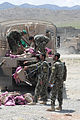 Afghan National Army Provides School Supplies in Said Karam Village DVIDS298321.jpg