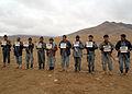 Afghan police 'Train the Trainer' graduation in Daykundi province DVIDS531123.jpg