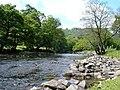 Afon Llugwy at Betws y Coed - geograph.org.uk - 181396.jpg