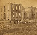 After the June 17, 1882 tornado, from-Brick College after the storm, by Everett, James E., 1834- (cropped).jpg