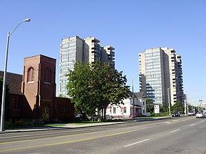 Agincourt, Toronto - Sheppard Avenue East in Agincourt