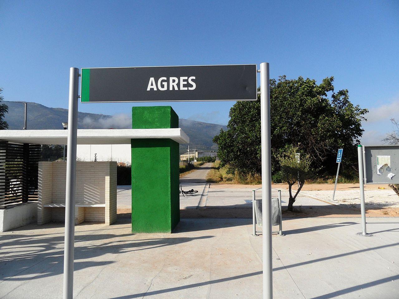 Agres City