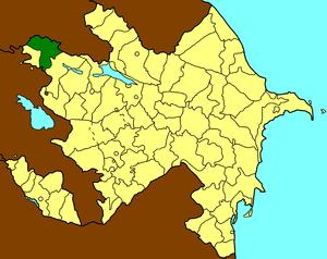 картографическое расположение города