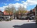 Ahaus - (Borken) - Schlosshotel - Oldenkottplatz - DSCN1183.jpg