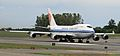 Air China Cargo 747 starting its takeoff roll at ANC (6575953743).jpg