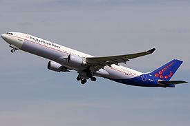Airbus A330-301, Brussels Airlines AN1563130.jpg