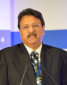 Ajay Piramal at Horasis Global India Business Meeting 2014 crop.jpg